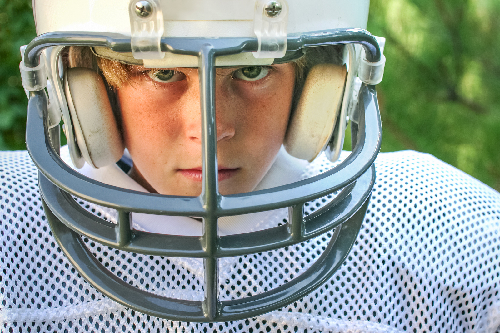 Changes in Brain Function after a Concussion Leads to Problems